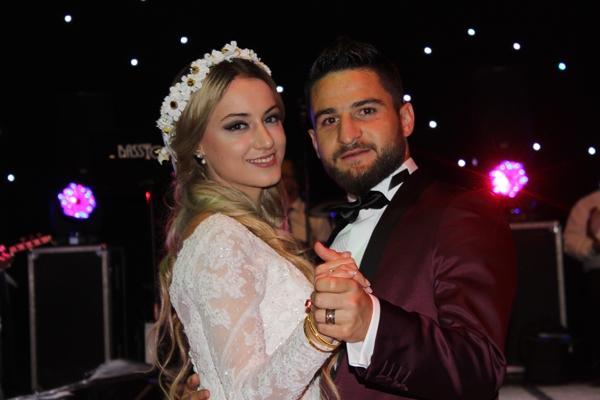 Konyasporlu Ömer Ali Şahiner evlendi 44
