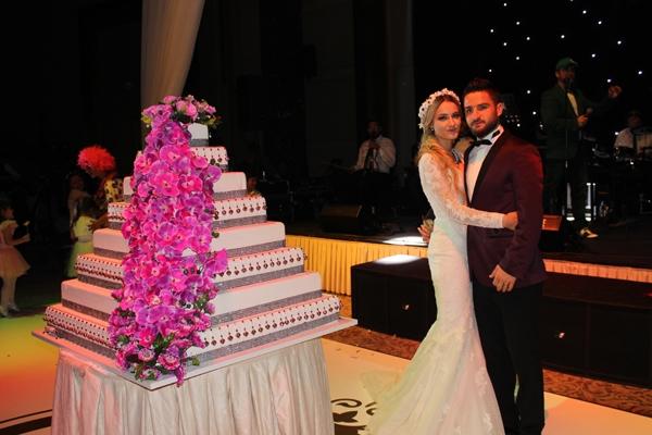 Konyasporlu Ömer Ali Şahiner evlendi 46