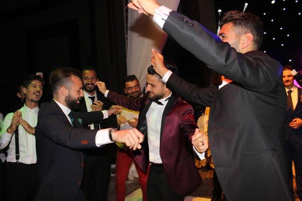 Konyasporlu Ömer Ali Şahiner evlendi 48