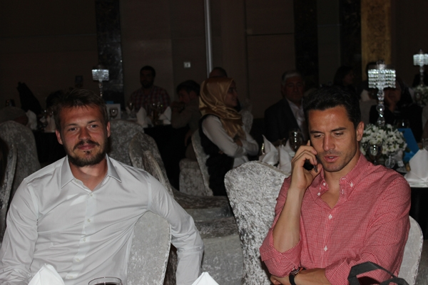 Konyasporlu Ömer Ali Şahiner evlendi 7