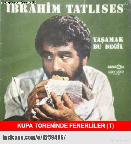 Galatasaray-Fenerbahçe kupa maçının capsleri burada 12