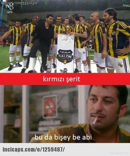 Galatasaray-Fenerbahçe kupa maçının capsleri burada 13