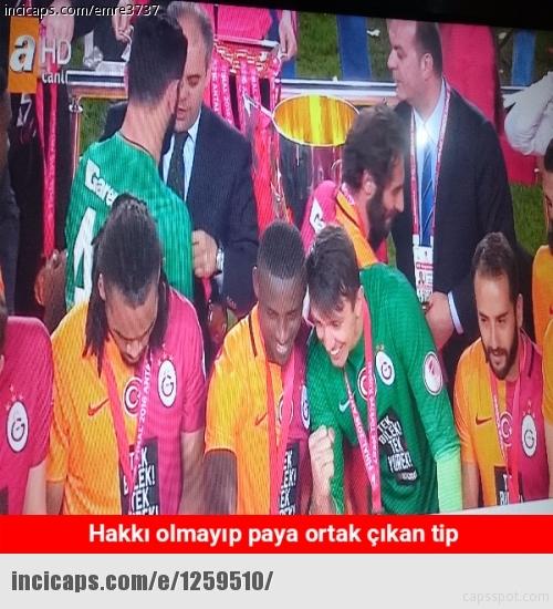 Galatasaray-Fenerbahçe kupa maçının capsleri burada 19