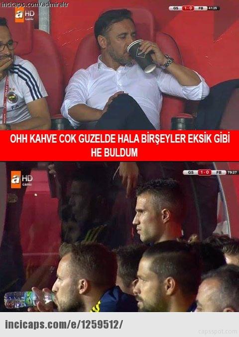 Galatasaray-Fenerbahçe kupa maçının capsleri burada 20
