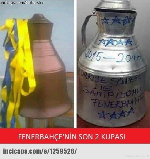Galatasaray-Fenerbahçe kupa maçının capsleri burada 25