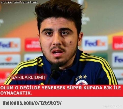 Galatasaray-Fenerbahçe kupa maçının capsleri burada 28