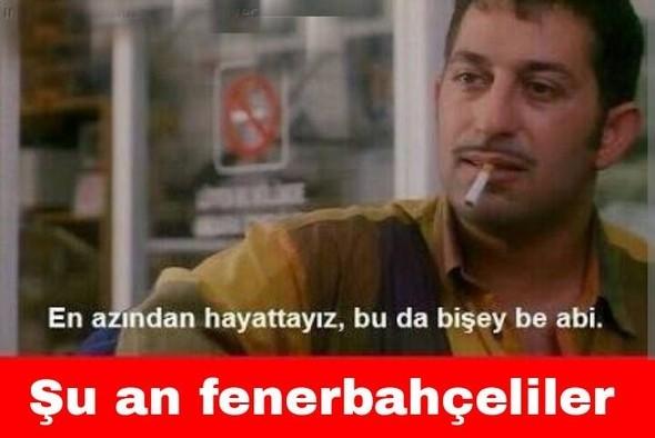 Galatasaray-Fenerbahçe kupa maçının capsleri burada 3