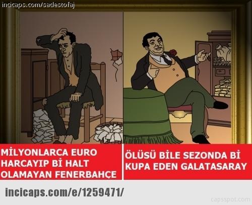 Galatasaray-Fenerbahçe kupa maçının capsleri burada 30