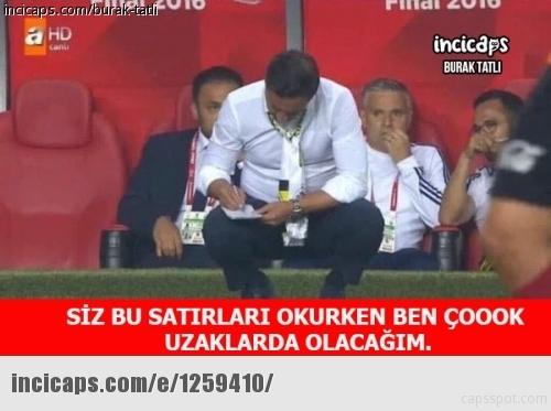 Galatasaray-Fenerbahçe kupa maçının capsleri burada 33