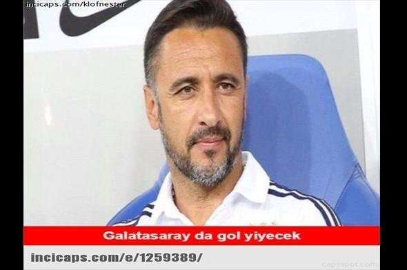 Galatasaray-Fenerbahçe kupa maçının capsleri burada 6