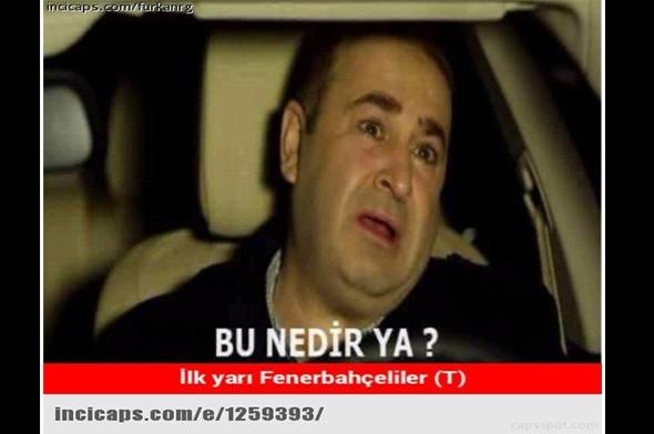 Galatasaray-Fenerbahçe kupa maçının capsleri burada 8