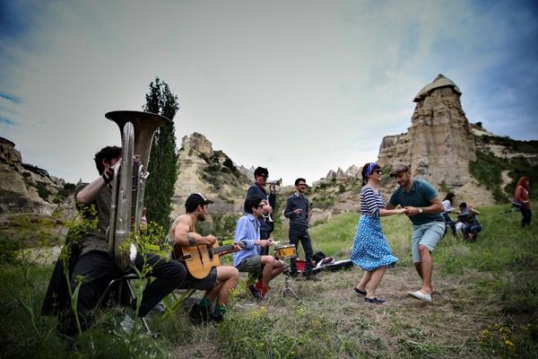 Tarihin doğayla kesiştiği yer: Kapadokya 1