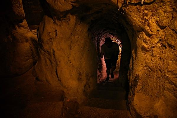 Tarihin doğayla kesiştiği yer: Kapadokya 10