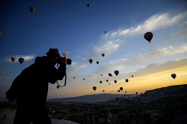Tarihin doğayla kesiştiği yer: Kapadokya 15