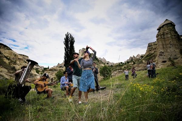 Tarihin doğayla kesiştiği yer: Kapadokya 2