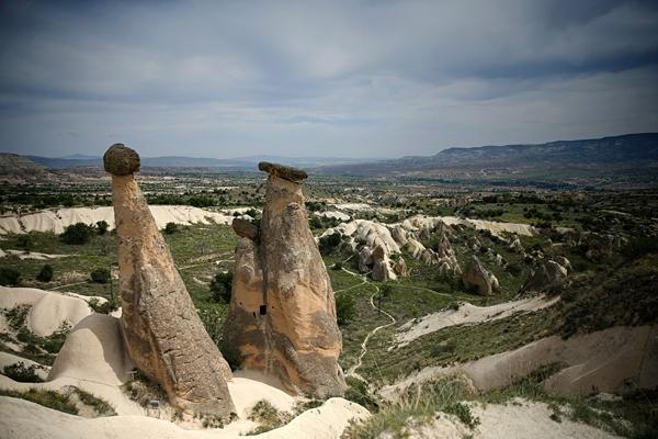 Tarihin doğayla kesiştiği yer: Kapadokya 5