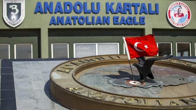 Anadolu Kartalı'nda eğitim zamanı 1