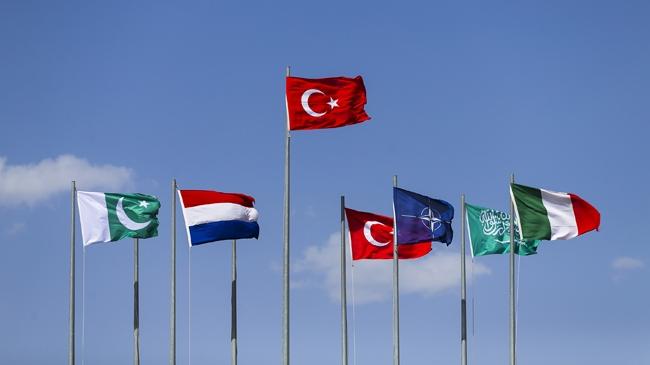 Anadolu Kartalı'nda eğitim zamanı 2