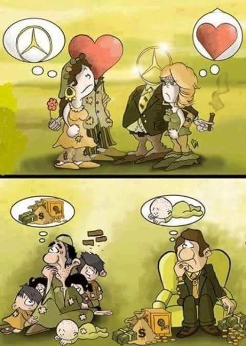 Düşündüren karikatürler! 6
