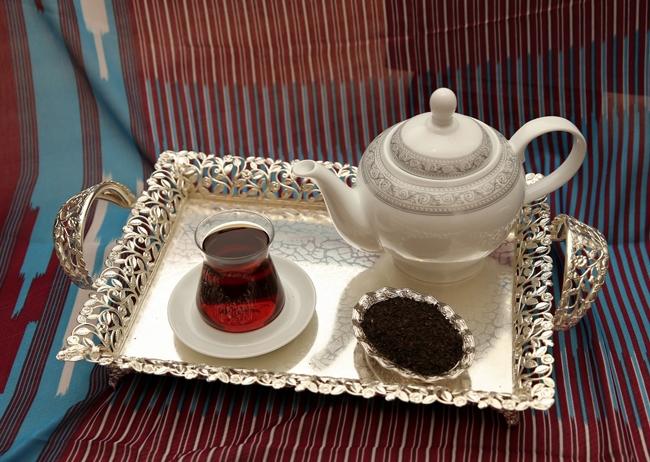 """Çayın bahçeden demliğe """"zorlu"""" yolculuğu 10"""