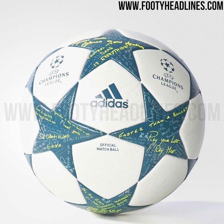 İşte yeni sezonda sahalarda yer alacak futbol topları 4