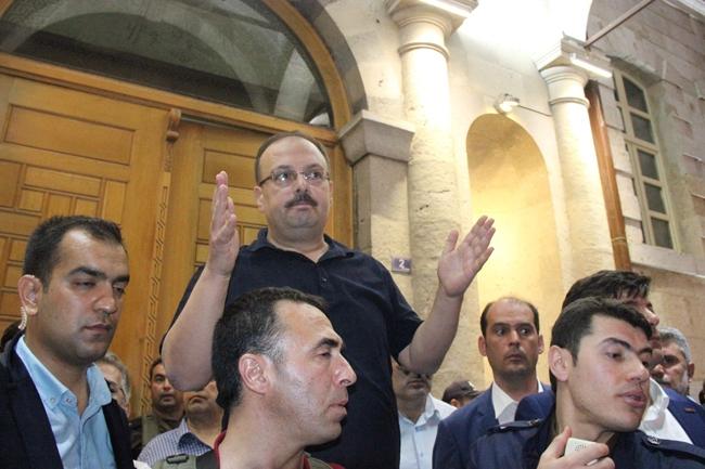 Konya'da Askeri Kalkışmaya büyük tepki 15