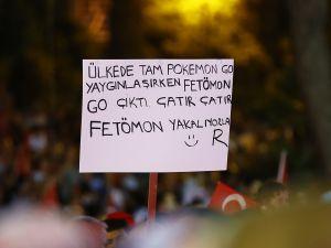TÜRKİYE TEK RENK, TEK SES