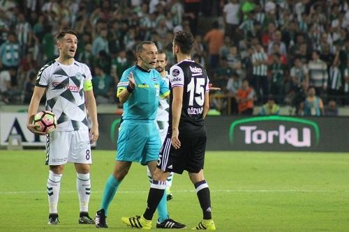 Atiker Konyaspor - Beşiktaş maçından kareler 15