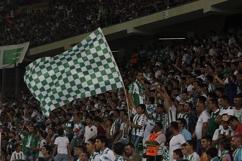 Atiker Konyaspor - Beşiktaş maçından kareler 18