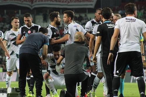 Atiker Konyaspor - Beşiktaş maçından kareler 24