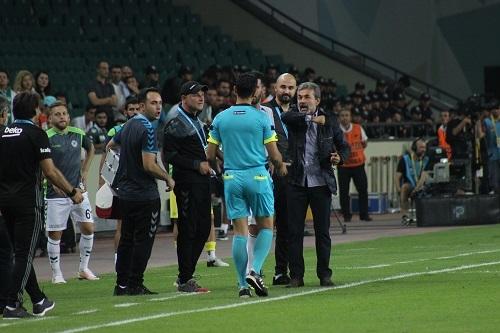 Atiker Konyaspor - Beşiktaş maçından kareler 26