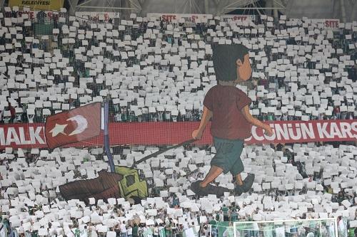 Atiker Konyaspor - Beşiktaş maçından kareler 4
