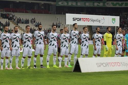 Atiker Konyaspor - Beşiktaş maçından kareler 5