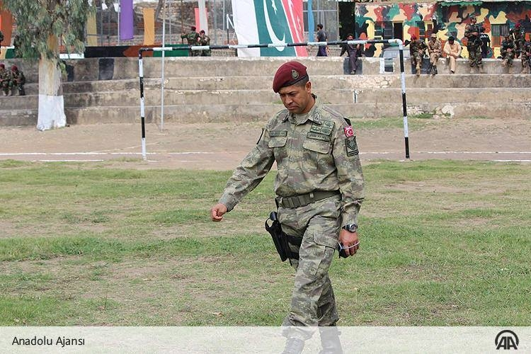 Kahraman Astsubayımız Ömer Halisdemir'in tatbikat fotoğrafları 2