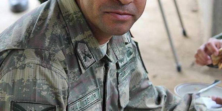 Kahraman Astsubayımız Ömer Halisdemir'in tatbikat fotoğrafları