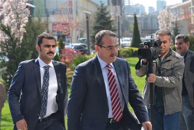 Başbakan, vekillerle toplantı yaptı 16 Nisan 2014 10
