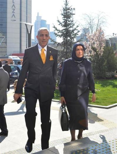 Başbakan, vekillerle toplantı yaptı 16 Nisan 2014 15