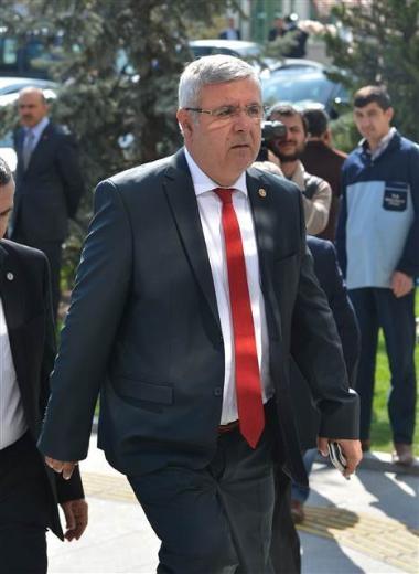 Başbakan, vekillerle toplantı yaptı 16 Nisan 2014 17