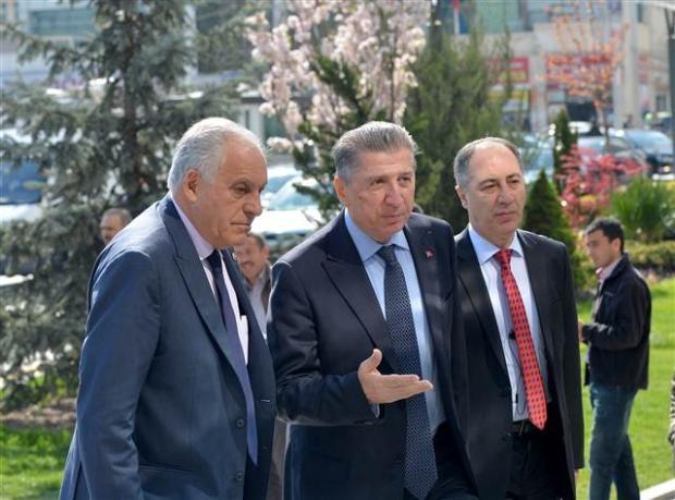 Başbakan, vekillerle toplantı yaptı 16 Nisan 2014 18