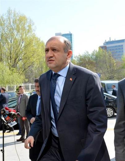 Başbakan, vekillerle toplantı yaptı 16 Nisan 2014 19