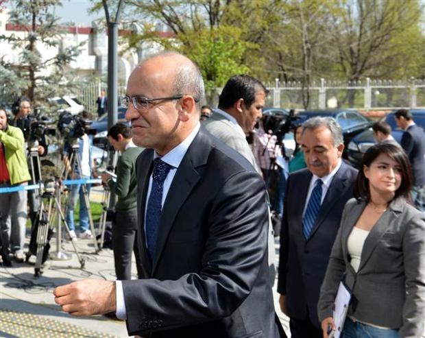 Başbakan, vekillerle toplantı yaptı 16 Nisan 2014 20