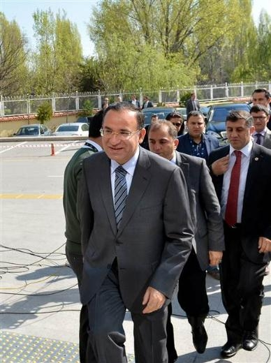 Başbakan, vekillerle toplantı yaptı 16 Nisan 2014 4
