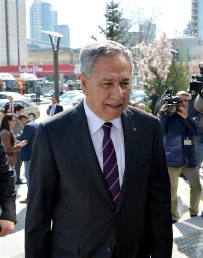 Başbakan, vekillerle toplantı yaptı 16 Nisan 2014 7
