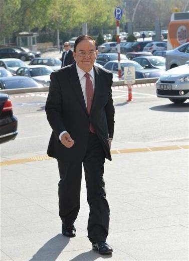 Başbakan, vekillerle toplantı yaptı 16 Nisan 2014 8