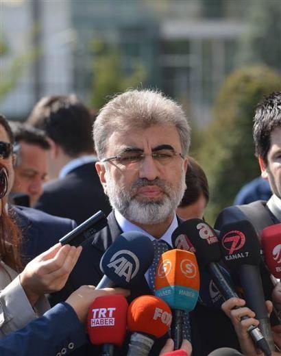 Başbakan, vekillerle toplantı yaptı 16 Nisan 2014 9