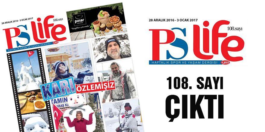 PSLife 108. Sayı