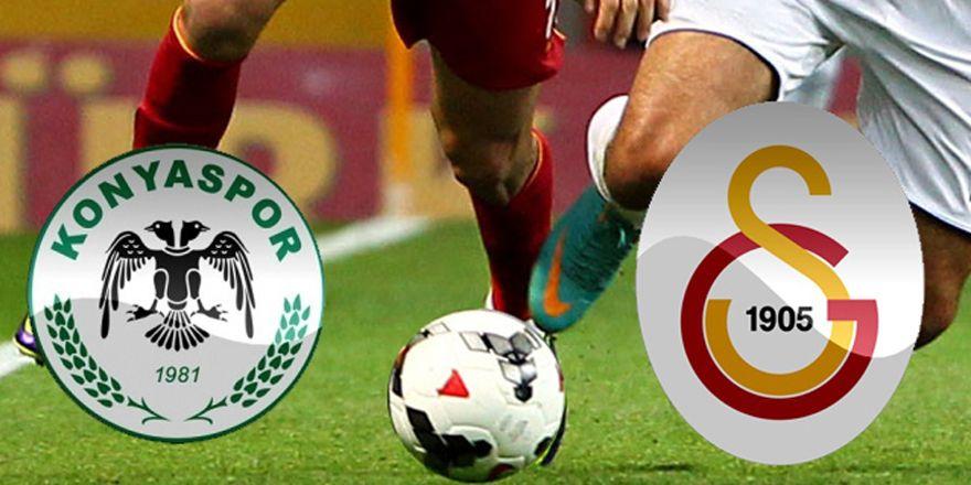 Galatasaray taraftarını Atiker Konyaspor korkusu sardı