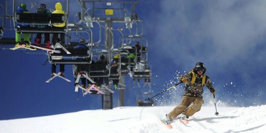 Zirvelerin beş güzel kayak merkezi
