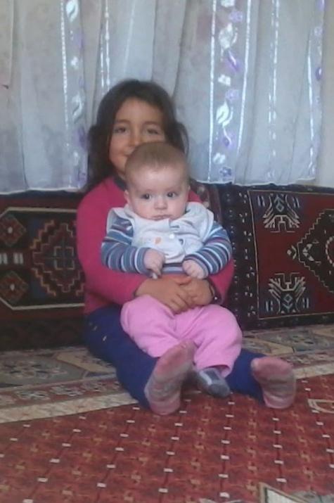 Aksaray'daki 3 kardeşin cenazesi toprağa verildi 13