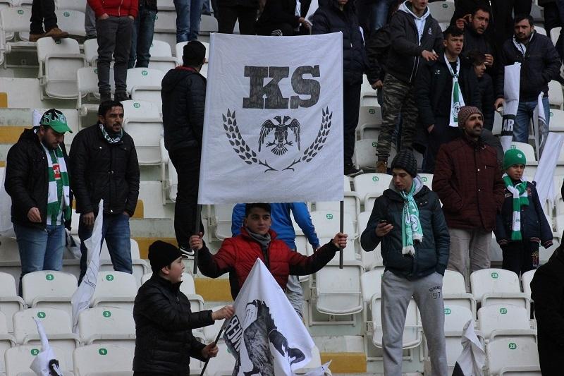 A.Konyaspor-Antalyaspor maçının özel kareleri 1